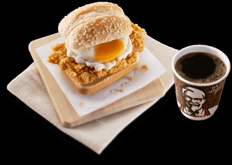 Start Your Day With Kfc Breakfast Kfc Malaysia