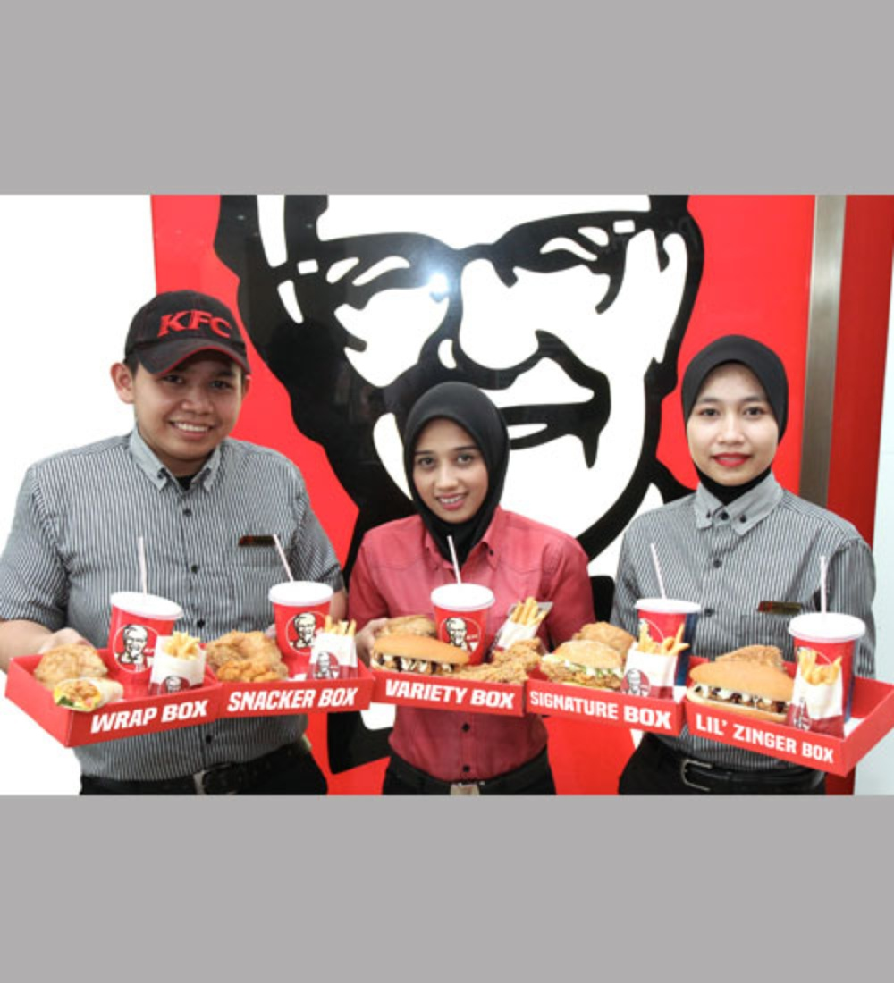 Dine-In At Our Stores - KFC Malaysia