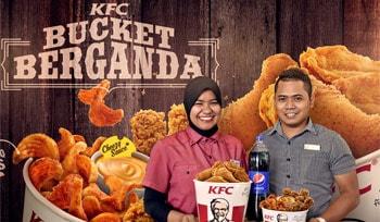 KFC Serves Up Double The Bucket f2ee49a9aab