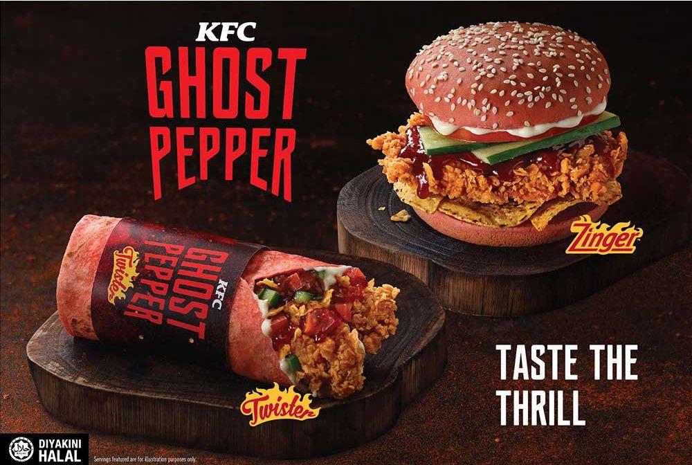 KFC Delivery. Right to your doorstep. | KFC Malaysia