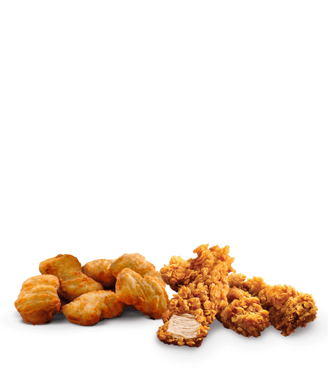 Nuggets & Tenders - Dine-in Promotions