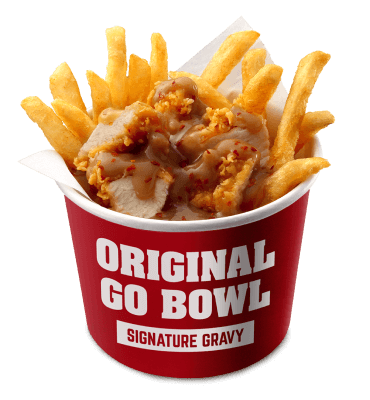 Original Go Bowl