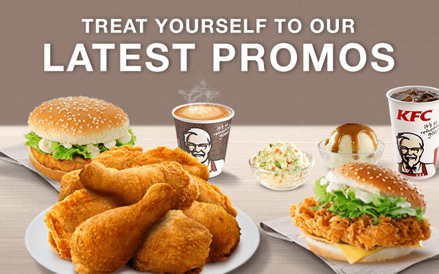 Dine in Promotions | KFC Malaysia