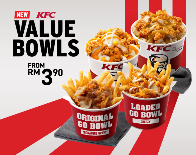 Dine In Promotions Kfc Malaysia
