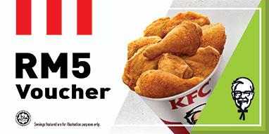 Vouchers | KFC Malaysia