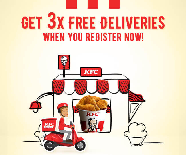 Kfc Malaysia Now Available For Delivery And Self Collect
