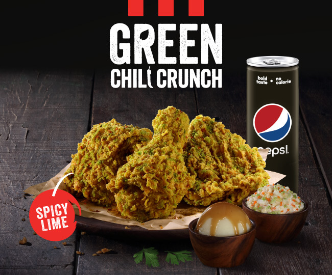KFC Malaysia | Now available for Delivery and Self Collect!