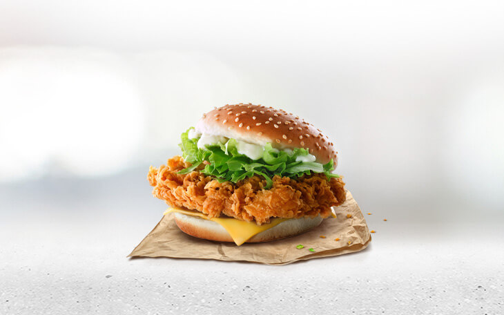 Gambar Colonel Burger Kfc - Gambar Hitam HD